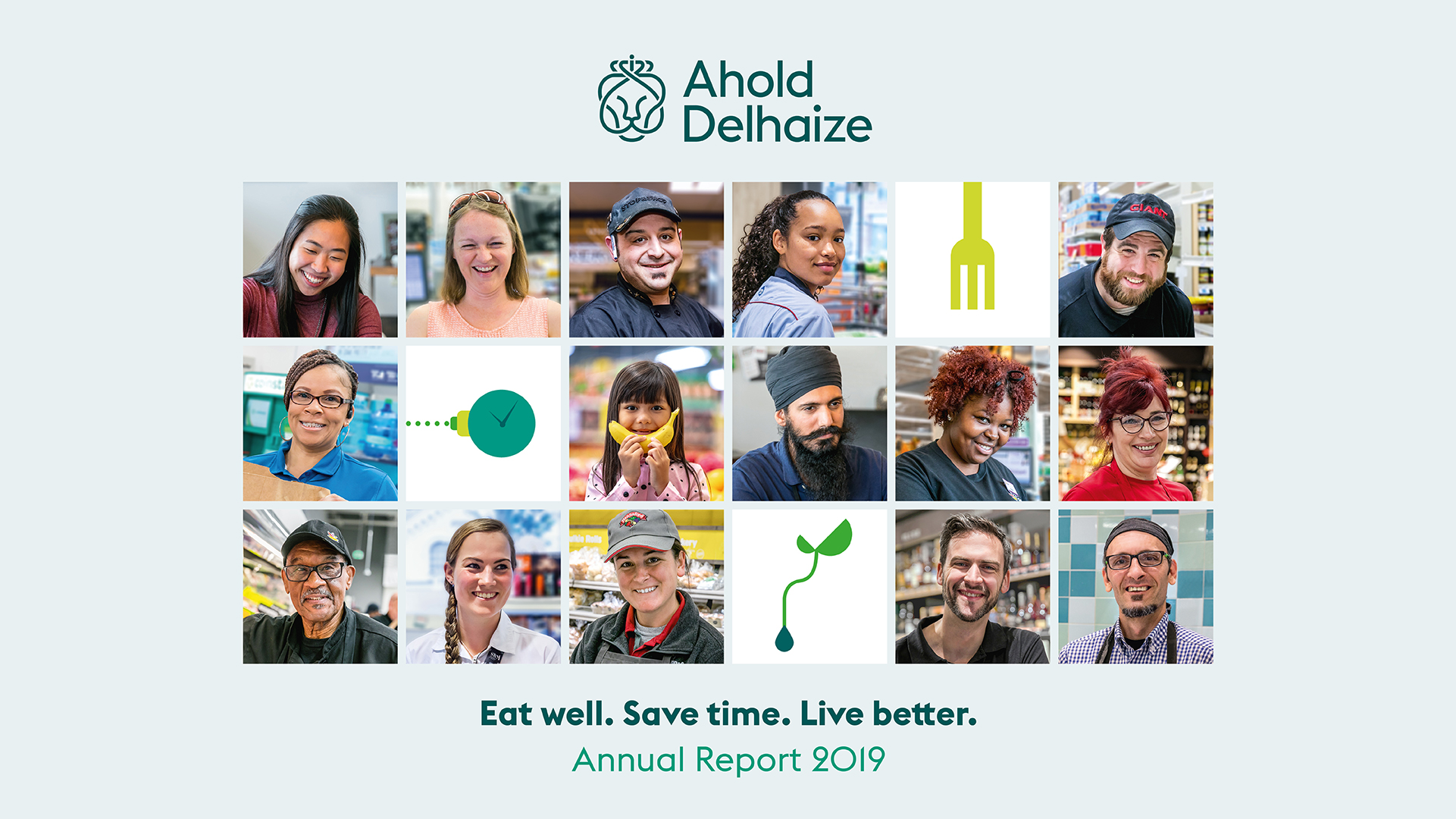 Ahold Delhaize publishes 2019 Annual Report and issues convocation for 2020 Annual General Meeting of shareholders