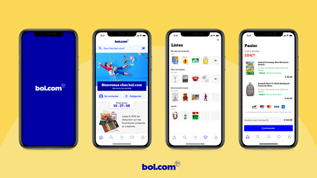 bol.com expands to French-speaking Belgium