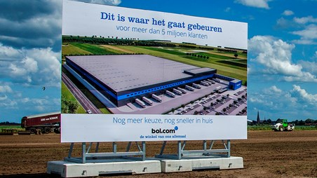New bol.com fulfillment center to enhance future growth and innovation