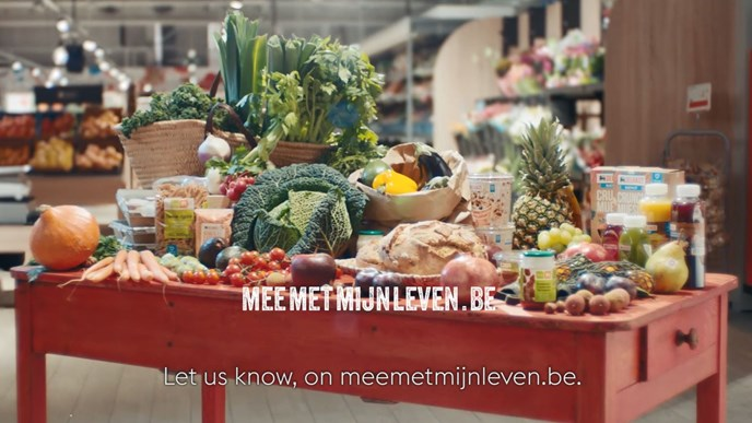 Delhaize kicks off multimedia campaign focusing on health