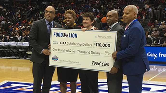 Teaming up: Food Lion continues strong partnership with CIAA