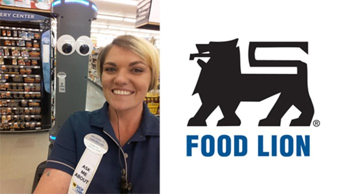 Best practice sharing: Food Lion testing a robotic helper from Giant / Martin's