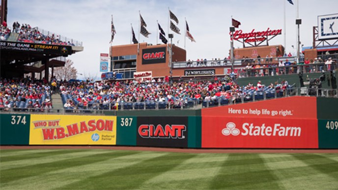 Play ball! Giant now official grocery sponsor of Philadelphia Phillies