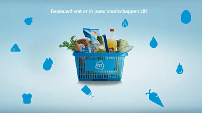 Albert Heijn introduces 'My Nutritional Value' online tool