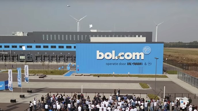 Bol.com doubles warehouse capacity to support strong growth