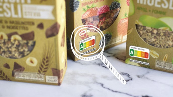 Nutritional guidance: Delhaize introduces Nutri-Score label