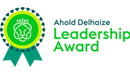 Winners Ahold Delhaize Leadership Awards 2018