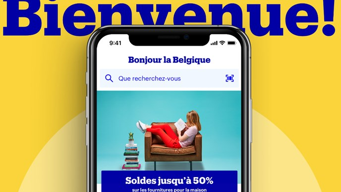 Bol.com expands into French-speaking Belgium